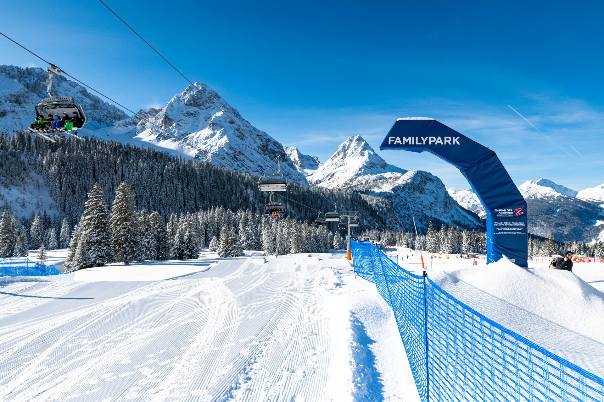 Snow Card Tirol - 87 ski areas in only one card - Ehrwalder